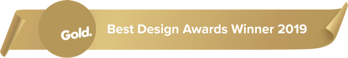 Best Design Awards Winner 2019