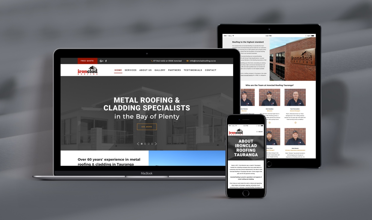 Auckland Web Design and Web Development