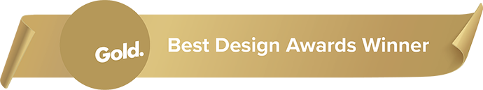 Best design award winner