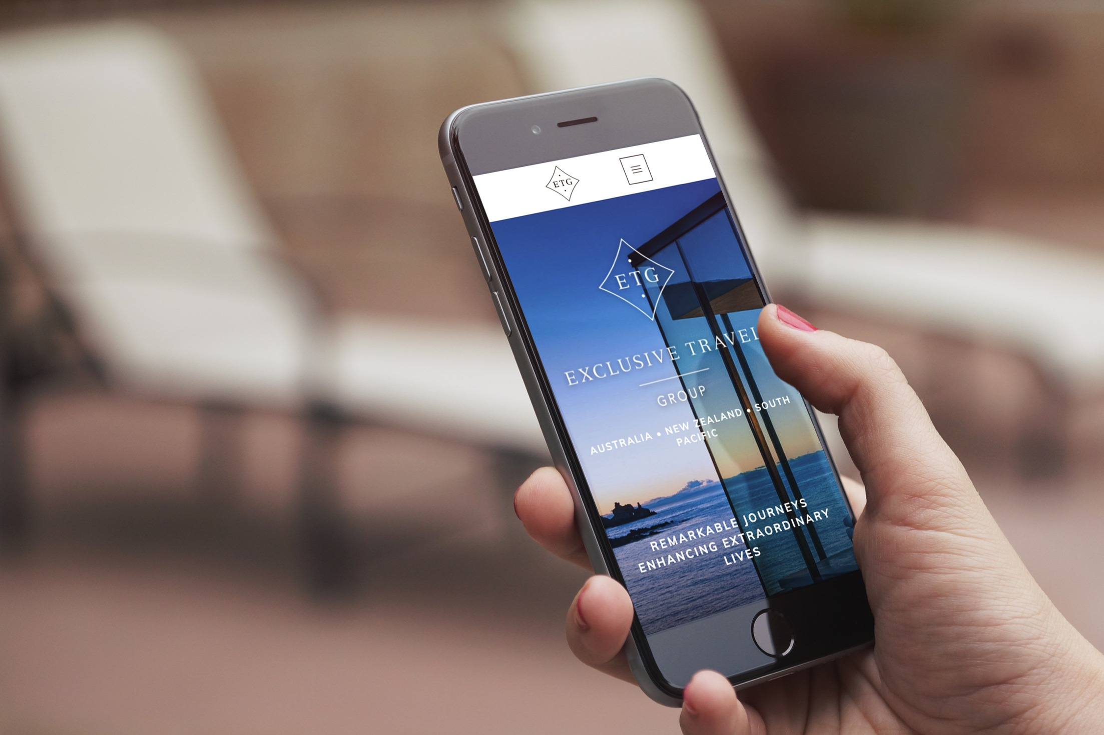 Mobile - Exclusive Travel Group