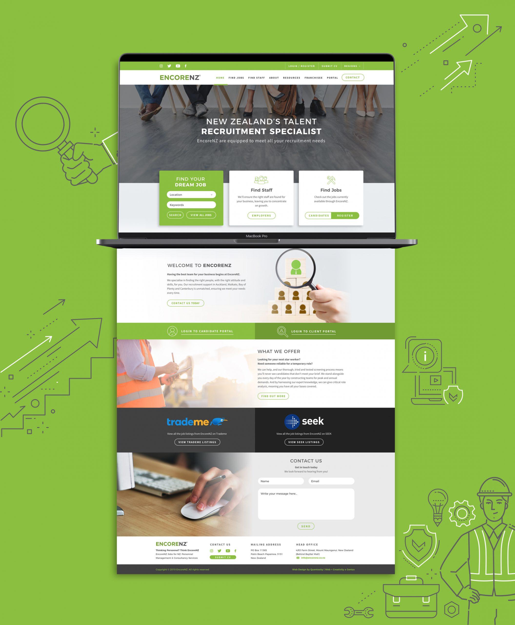Website - EncoreNZ