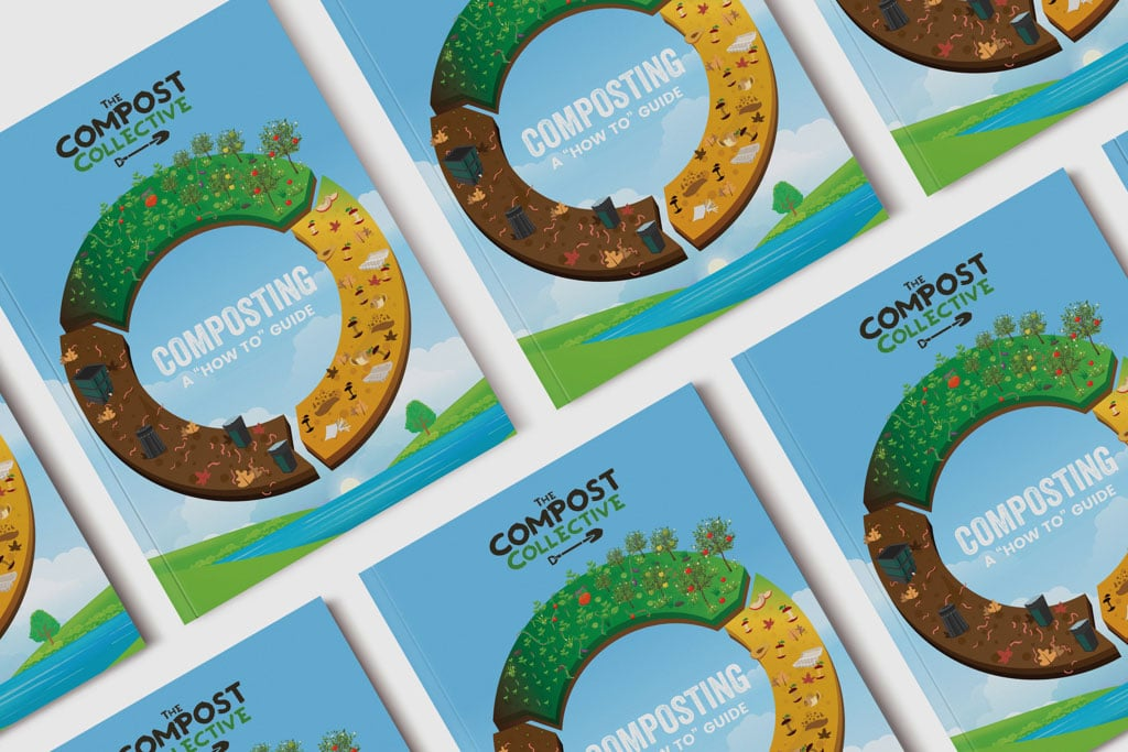 Compost collective graphic design