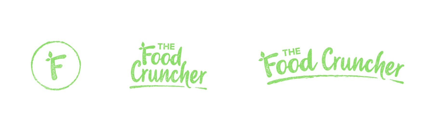 Logo - The Food Cruncher