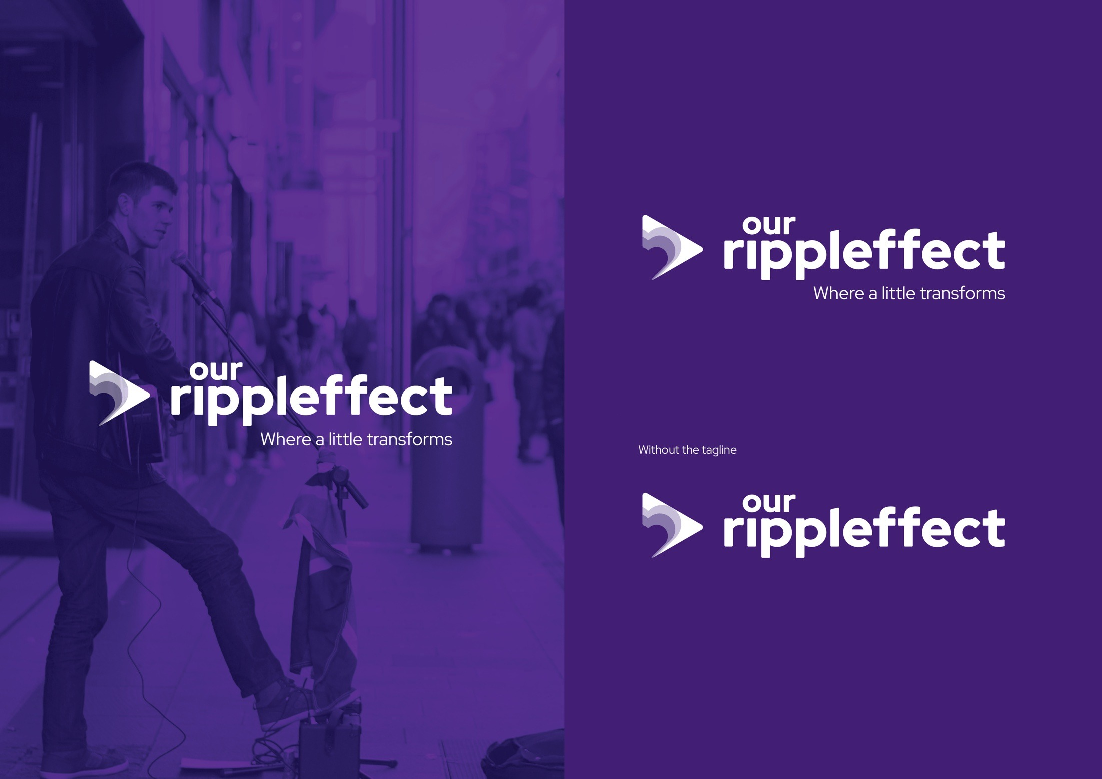 Graphic Design- Our Rippleffect
