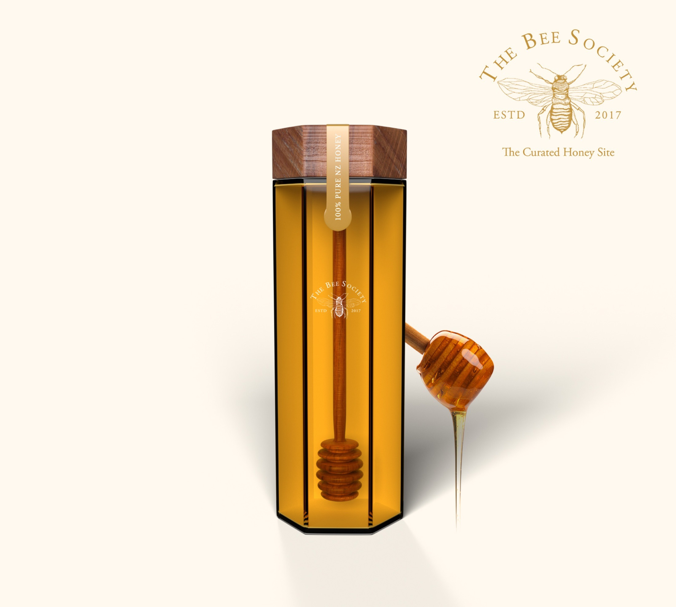 Jar Concept One - Bee Society