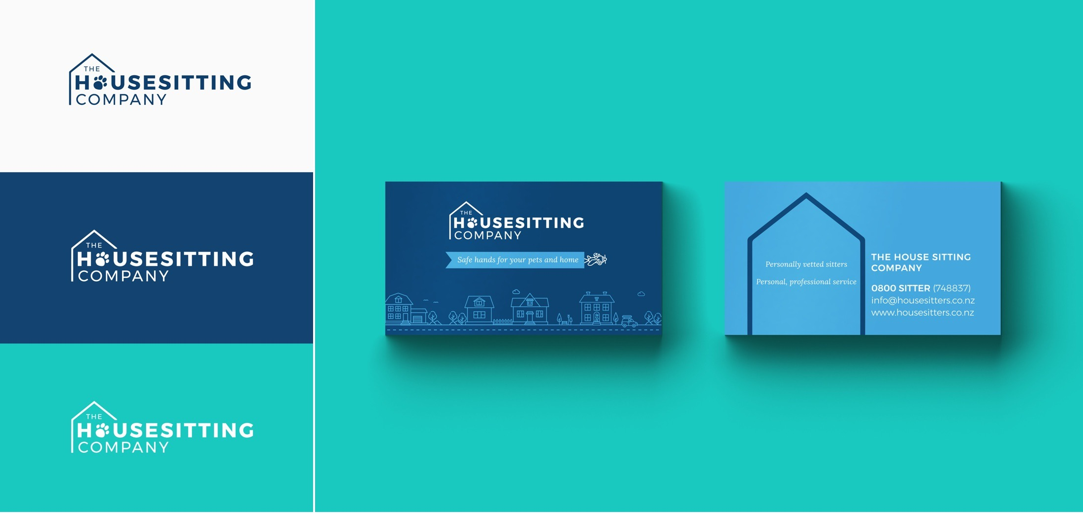 Logo Re-design - Housesitting Company
