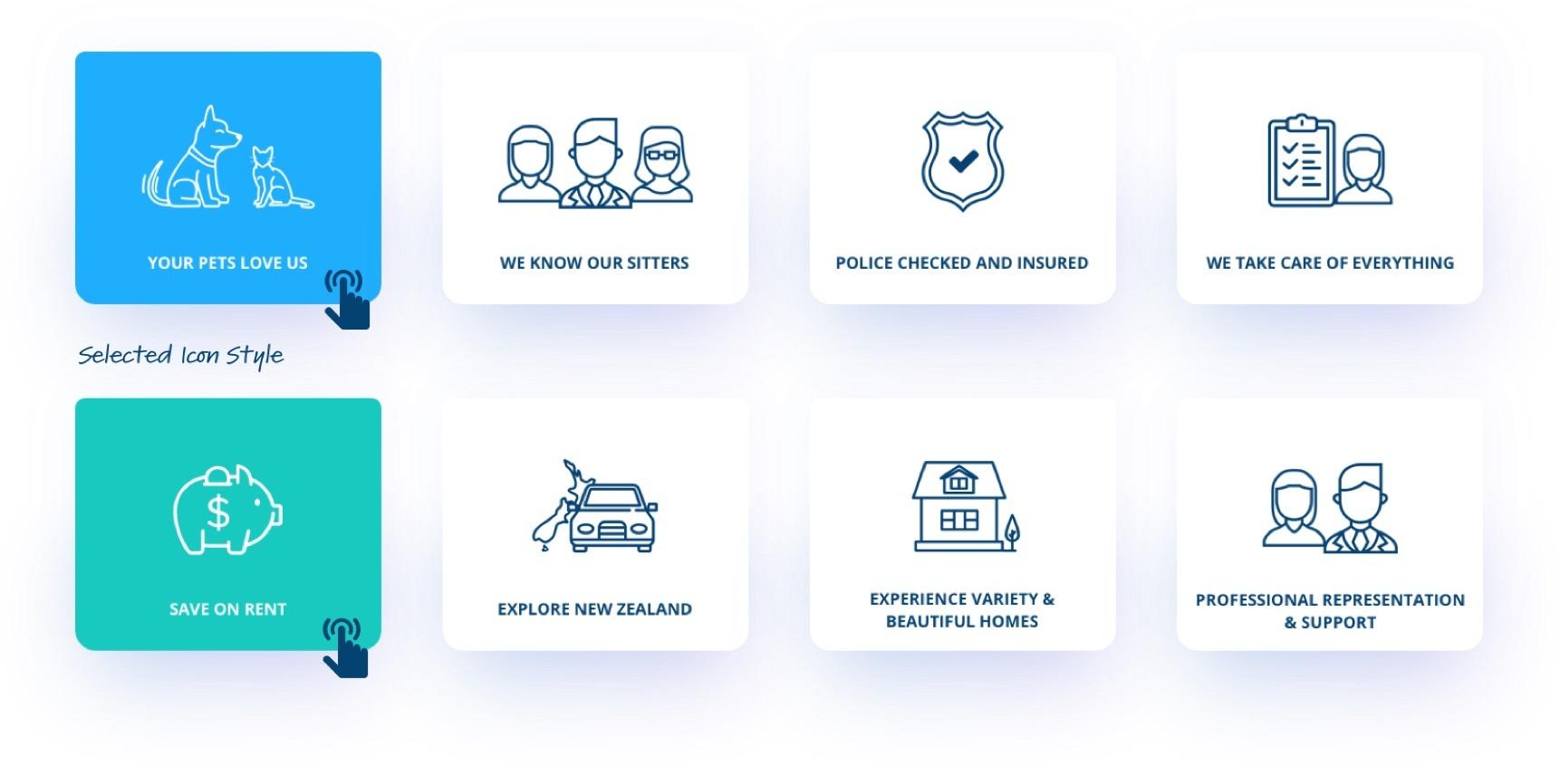 Website Development  - Housesitting Company