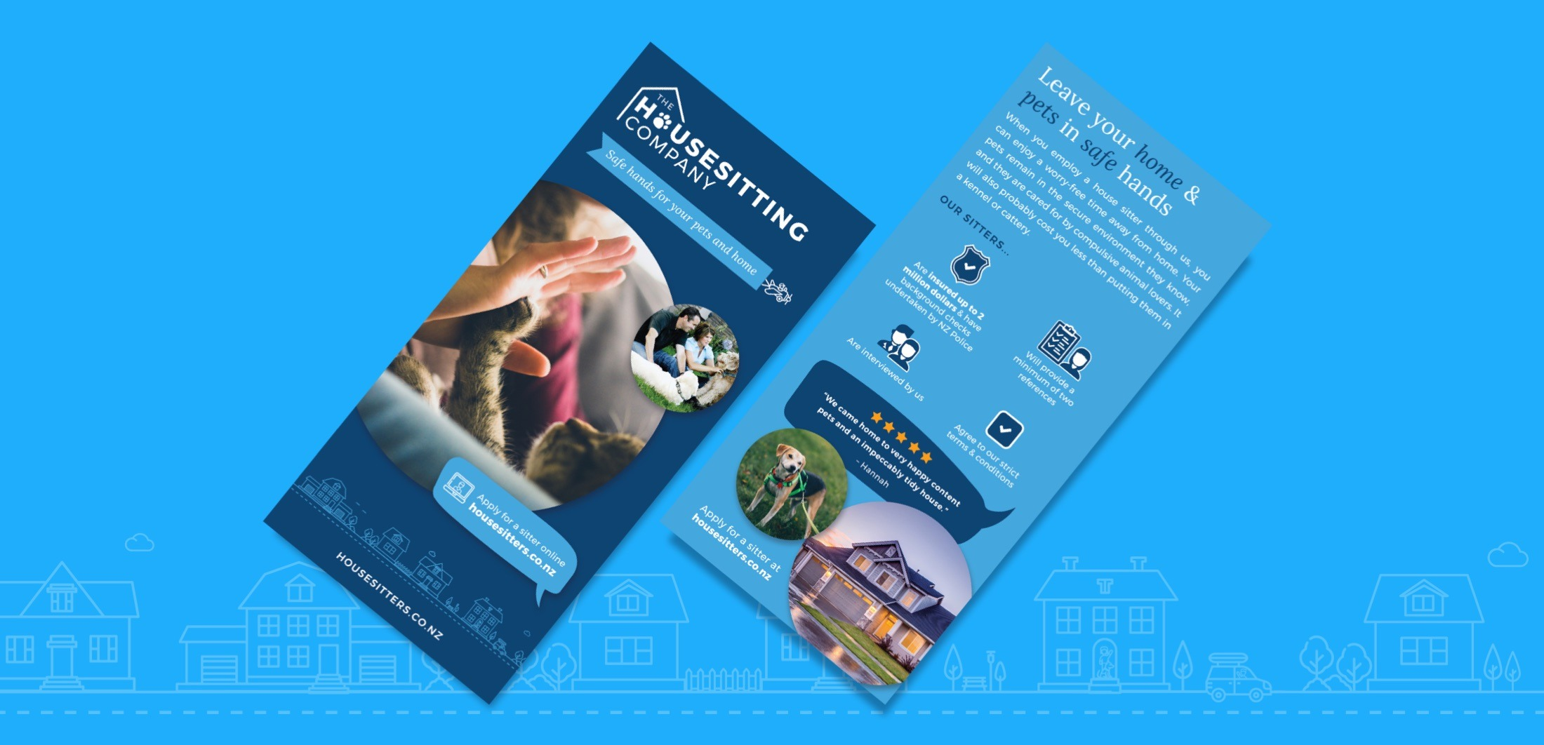 Design Collateral - Housesitting Company