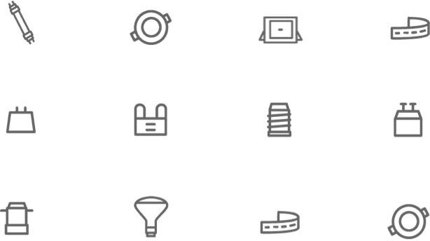 Icons - KiwiLed