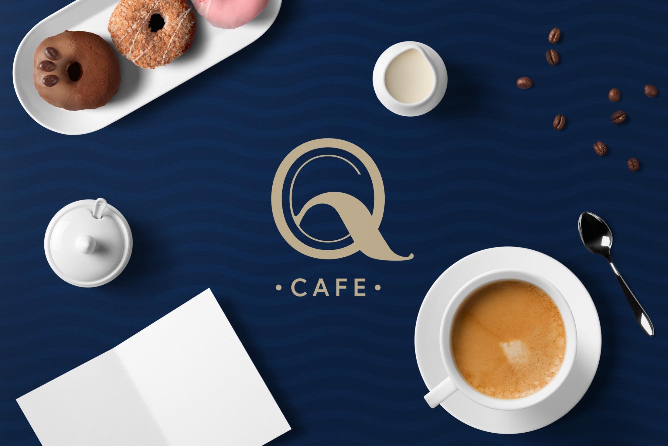 Logo Design - Q Cafe