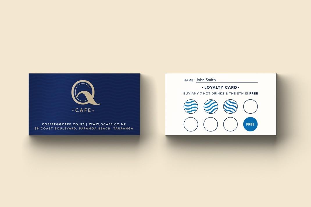 Graphic - Q Cafe