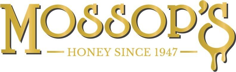 Final Logo - Mossop's Honey