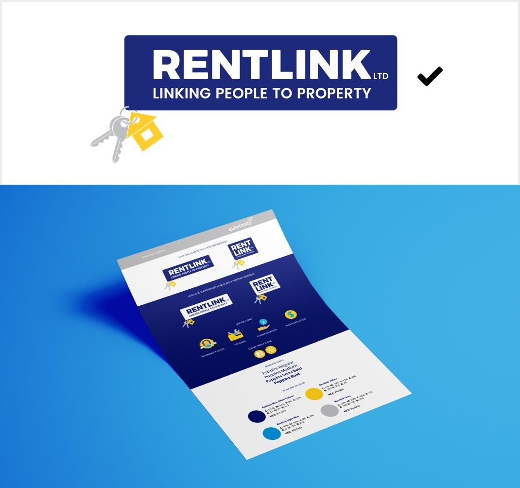 Logo Re-design - Rentlink