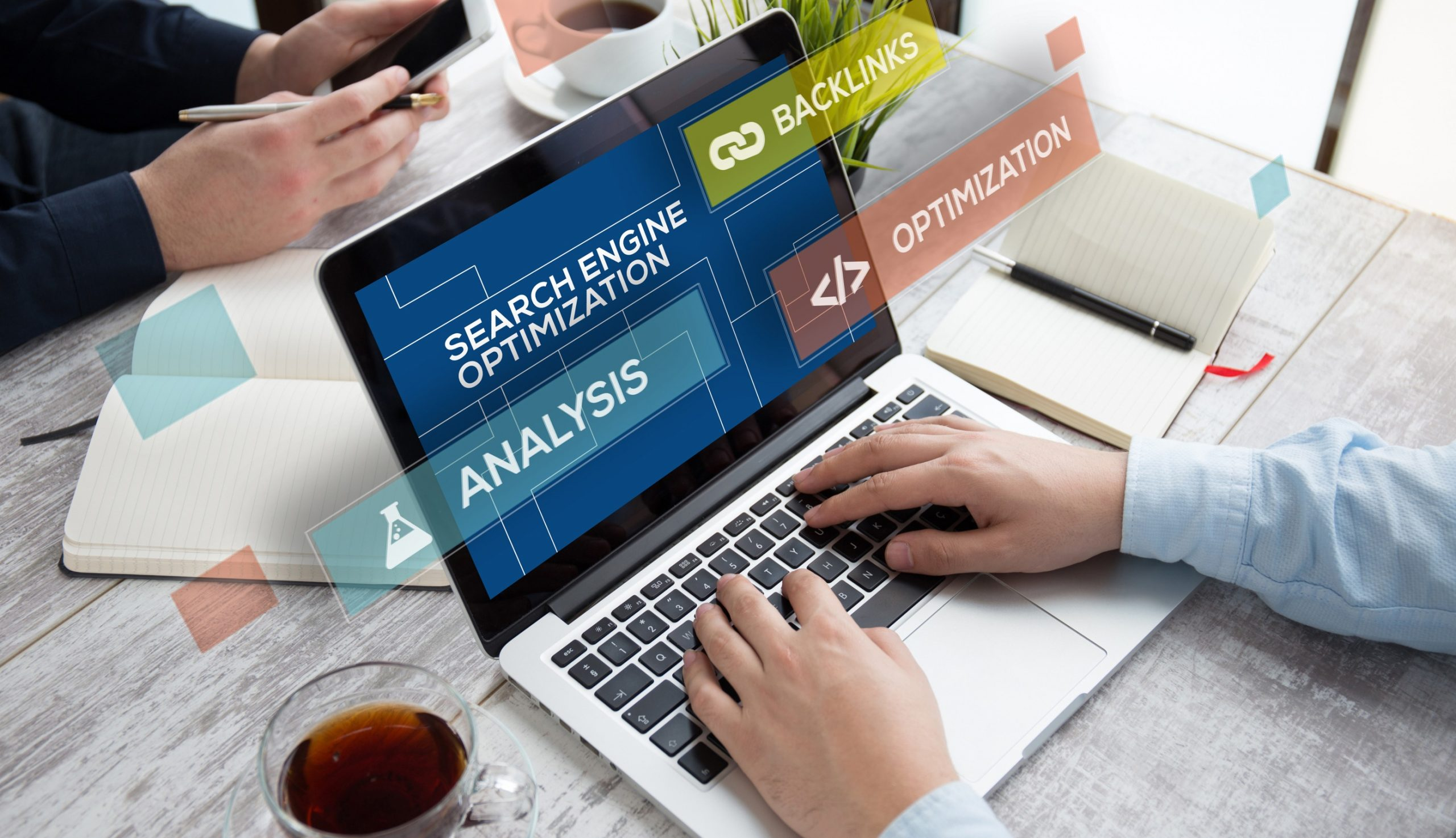SEO and Analytics Agency