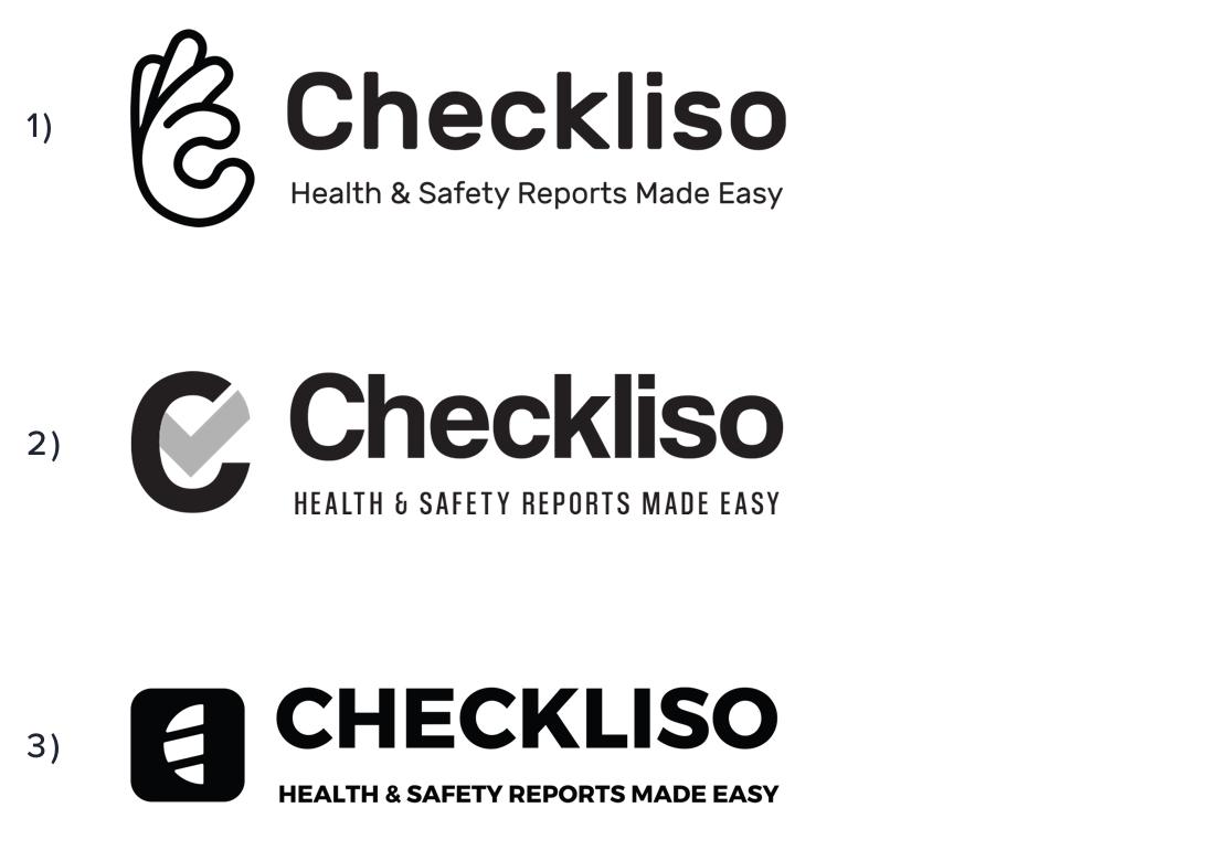 Initial Logo Concepts - Checkliso