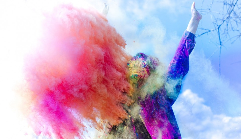 What Your Colour Scheme Says About Your Business