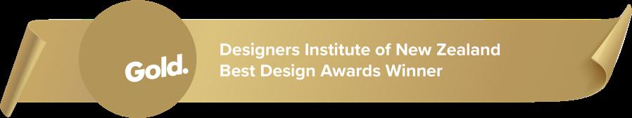 Best design award winner