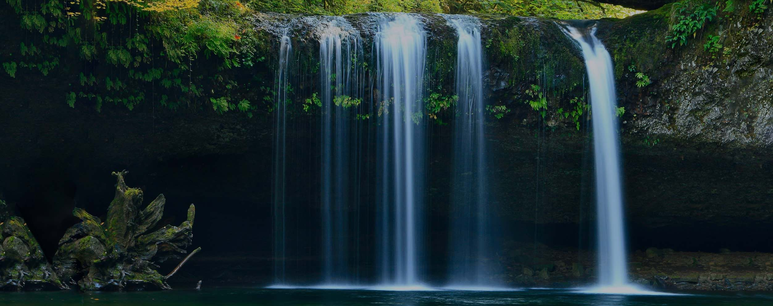 Waterfall photography